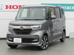 N BOXカスタムG・Lホンダセンシング 平成30年8月届出済未使用車