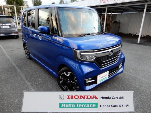 ホンダ G・EXターボホンダセンシング ターボ 元試乗車