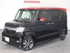 N BOXカスタムG・Lホンダセンシング サポカーS 当社デモカー Mナ