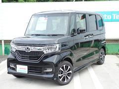 N BOXカスタムG・Lホンダセンシング 届出済未使用車/ナビ