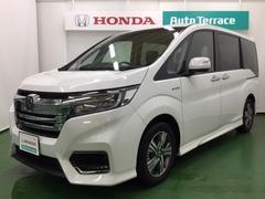 ステップワゴンスパーダスパーダハイブリッド G・EX ホンダセンシング デモカーU