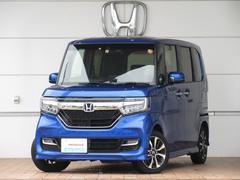 N BOXカスタムG・EXホンダセンシング 試乗車 ドラレコ センシング ET