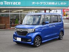 N BOXカスタムG・EXホンダセンシング 当社デモカー助手席スーパースライド