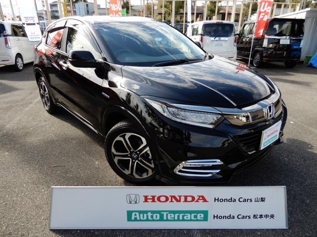 ホンダ ハイブリッドZ・ホンダセンシング 4WD 元試乗車