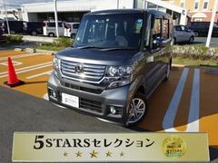 N BOXカスタムG・Lパッケージ 軽自動車 メモリーナビ ワンセグTV ET