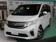 ステップワゴンG・EX ナビTV ルーフモニター F&Rセンサー