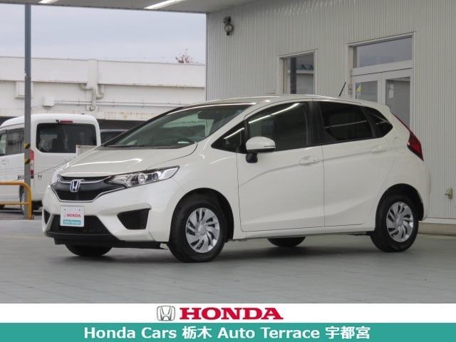 ホンダ 13G・Lパッケージ デモカー・ナビ・衝突軽減ブレーキ・ET