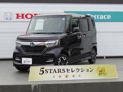N BOXカスタムG・Lターボホンダセンシング 当社デモカー 8インチ純正ナビ