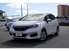沖縄の中古車 ホンダ フィット 車両価格 146.8万円 リ済別 平成29年 1.0万K ホワイトパール