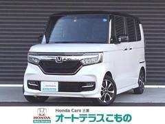 N BOXカスタムG・Lホンダセンシング 当社デモカー ホンダセンシング ナビ