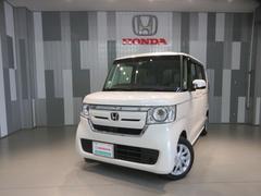 N BOXG・EXホンダセンシング 当社デモカー ギャザスメモリーナビ