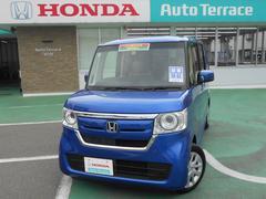 N BOXG・EXターボホンダセンシング 当社試乗車 8インチナビ