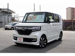 N BOXカスタムG・L デモカーアップ車