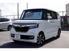 N BOXカスタムG・Lホンダセンシング デモカーアップ車