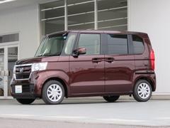N BOXG・Lホンダセンシング デモカー・ナビ・衝突軽減ブレーキ・E