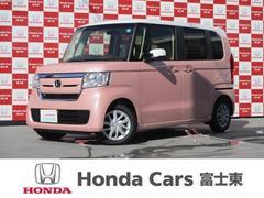 N BOX G・Lホンダセンシング 届出済未使用車 ナビ・フロアマット(ホンダ)
