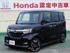 N BOXカスタムG・Lターボホンダセンシング 当社デモカー 45