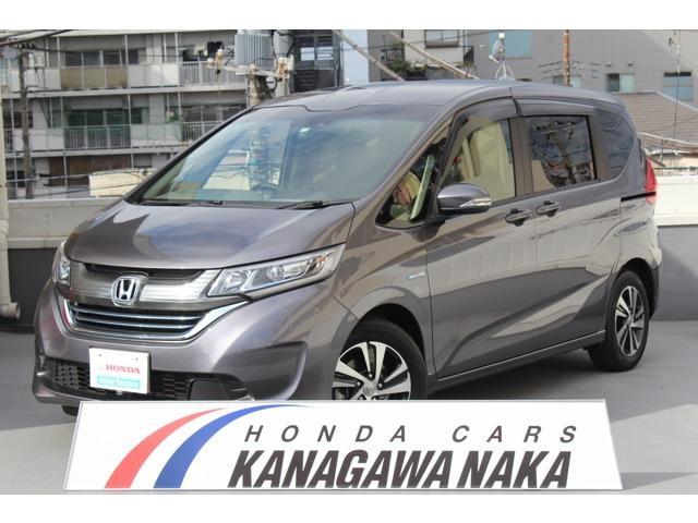 ホンダ ハイブリッド・EX Honda SENSING 9インチナビ