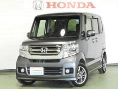 N BOXカスタムG・Lパッケージ 4WD シートヒーター HID