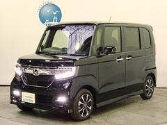 N BOXカスタムG・Lホンダセンシング 展示車ドラレコLEDメモリーナビET