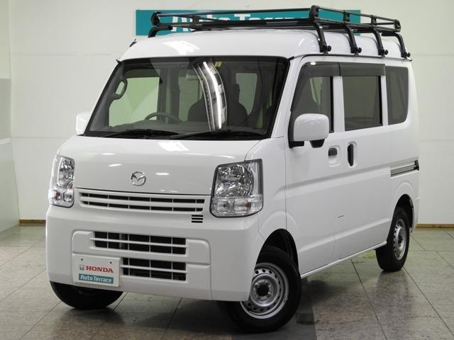 マツダ 660 PCスペシャル ハイルーフ 5AGS車 4WD ET