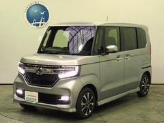 N BOXカスタムG・Lホンダセンシング 展示車ドラレコLEDメモリーナビ