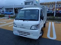 ハイゼットトラックエアコン・パワステ スペシャル 軽トラック 幌付き CDコン