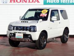 ジムニークロスアドベンチャー ナビ 4WD ターボ車 アルミ