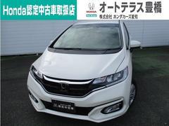フィット13G・L ホンダセンシング 当社試乗車 フルセグナビ付