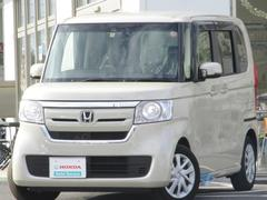 N BOXG・EXホンダセンシング デモカー 試乗車 自動ブレーキ