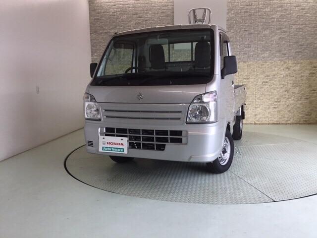 スズキ KCエアコン・パワステ エアバッグ 5MT 車検整備付