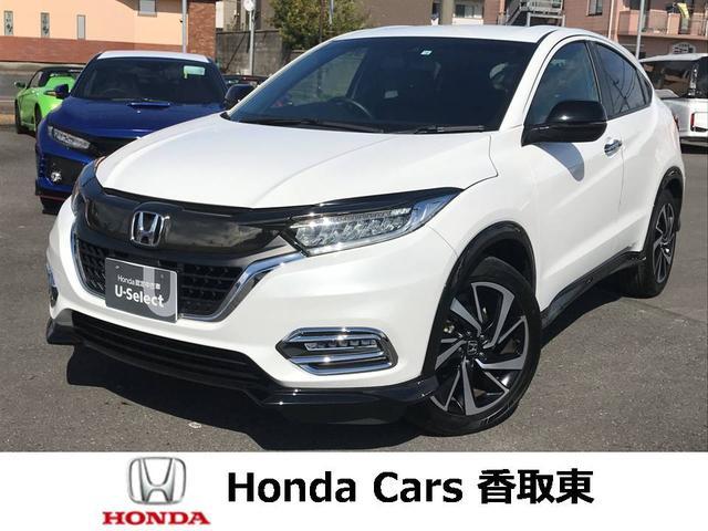 ホンダ RS・ホンダセンシング 登録済み未使用車
