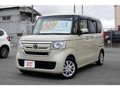 N BOXG・Lホンダセンシング デモカーアップ車