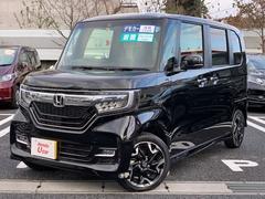 N BOXG・Lターボホンダセンシング 元デモカー ナビ付