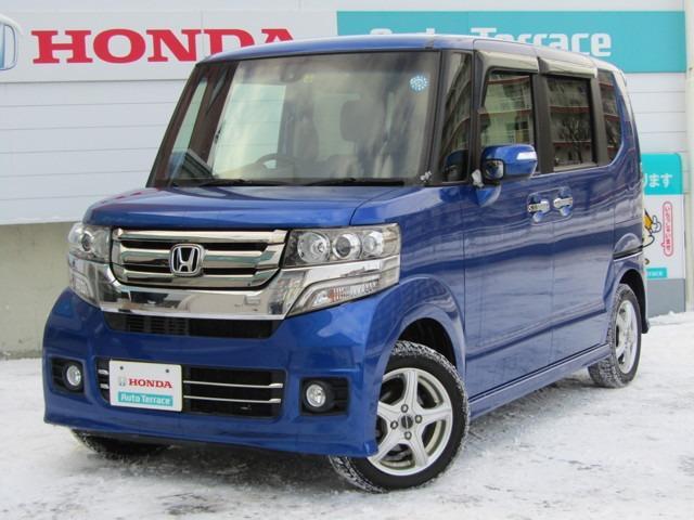 ホンダ G・L 4WD 純正ナビ CTBA ワンセグ Bカメラ
