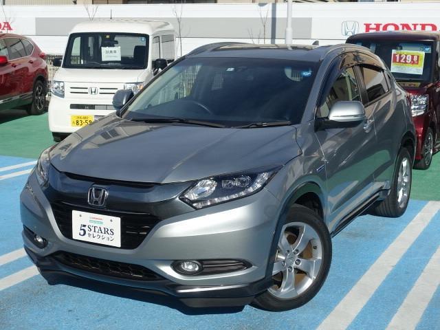 ホンダ ハイブリッドX・Lパッケージ SUV メモリーナビ フルセグ