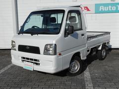 サンバートラック660 TC 三方開 4WD オートチック エアコン