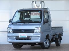 サンバートラック660 TC 三方開 4WD ラジオ 作業灯 エアバック エ