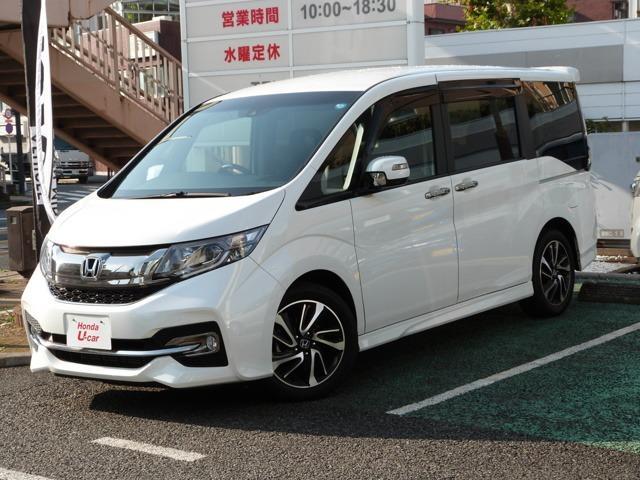 ホンダ スパーダ・クールスピリット ホンダセンシング 実走8558k