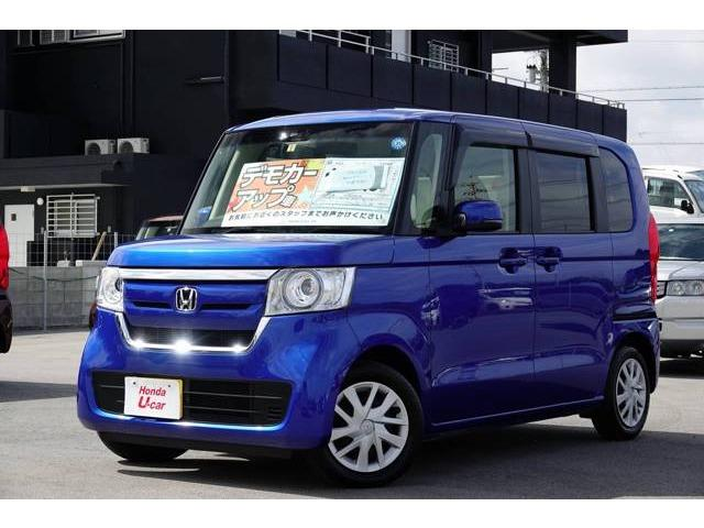 沖縄県の中古車ならN-BOX G・Lホンダセンシング デモカーアップ