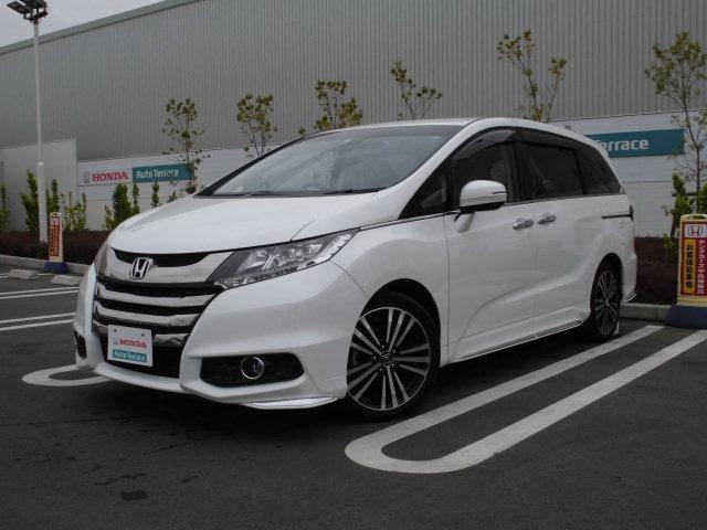 ホンダ アブソルート・EX ナビ 両側電動スライドドア