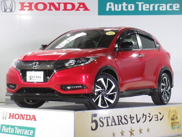 ホンダ RS・ホンダセンシング 5STARSセレクション メモリーナ