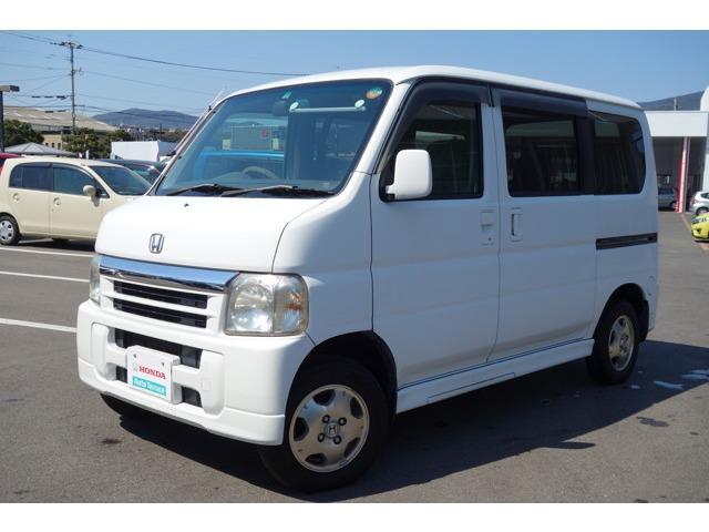 ホンダ L 4WD エアコン・キーレス・CD再生