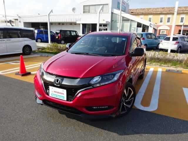 ホンダ RS・ホンダセンシング SUV メモリーナビ フルセグTV