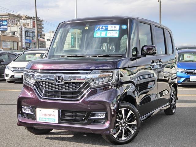 ホンダ G・Lホンダセンシング 元当社デモカー 両側電動スライドドア