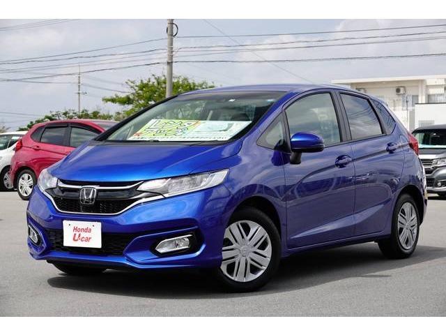 沖縄県の中古車ならフィット 13G・L ホンダセンシング レンタアップ