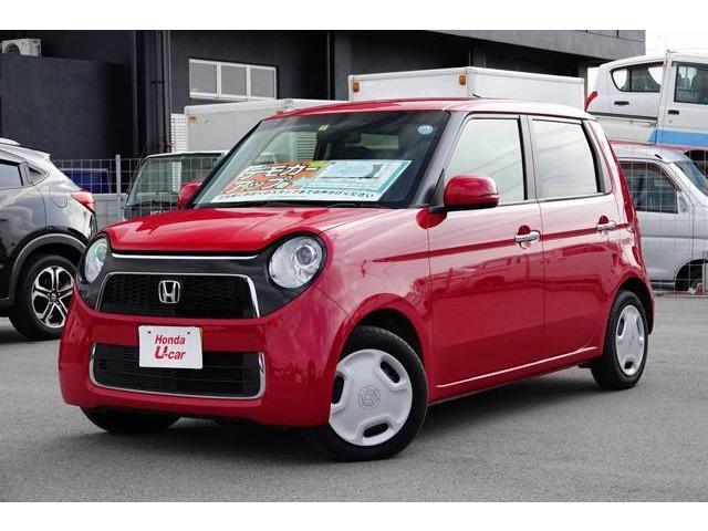 N-ONE(沖縄 中古車) 色:レッド 価格:136.8万円 年式:平成30年 走行距離:0.8万km