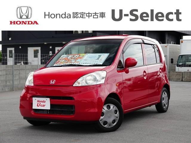 沖縄の中古車 ホンダ ライフ 車両価格 52.8万円 リ済別 2007(平成19)年 7.2万km レッド