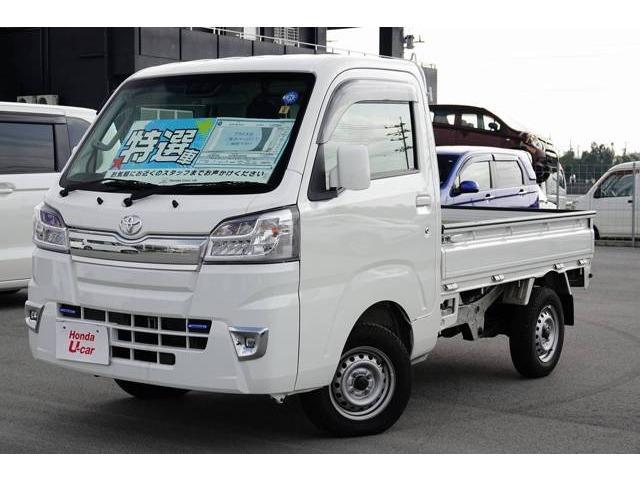 ピクシストラック(沖縄 中古車) 色:ホワイト 価格:89.8万円 年式:平成30年 走行距離:0.1万km