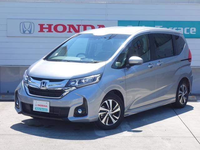 ホンダ ハイブリッド・EX シートヒーター/ナビ/リヤ席モニター